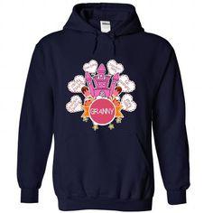 Granny Kute Design T01 - Hot Trend T-shirts