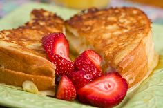 french toast one of my fave foods could eat for any meal of the day! :D
