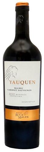 """Bodega Ruca Malen """"Yauquen"""" Malbec - Cabernet Sauvignon 2013 (Mendoza, Argentina)"""