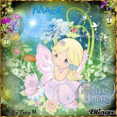 Precious Moments-Fairy