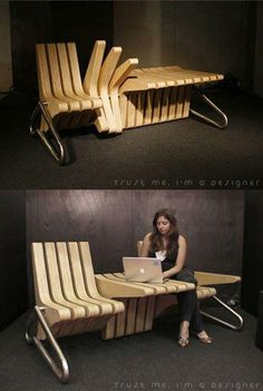 patio furniture this is way cool