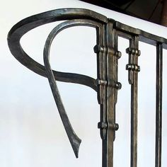 Welding And Fabrication, Metal Art Projects, Art Nouveau Architecture, Iron Work, Assemblage, Railings, Blacksmithing, Wrought Iron, Metal Working