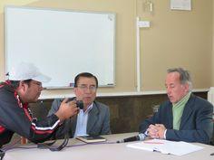 Representantes de la KFW visitan EPS SEDACAJ S.A.