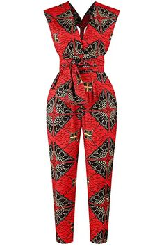 Best African Dresses, Latest African Fashion Dresses, African Attire, African Inspired Clothing, African Print Clothing, Moda Afro, African Print Jumpsuit, Amazon Fr, Playsuits