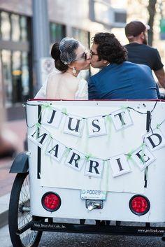 Sparkling Wedding Reception In Portland Guest Feature