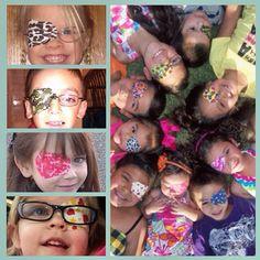 #Eye Patches #Lazy Eye # Happy Kids