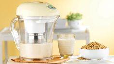 6 lý do tại sao bạn nên sắm một chiếc máy làm sữa đậu nành - Bạn có thể làm sữa đậu nành bằng máy xay sinh tố nhưng một chiếc máy làm sữa đậu nành chuyên dụnglại thiết thực hơn nhiều. Cùng tìm hiểu lý do ở dưới, sẽ khiến bạn đổi ý và mua ngay chiếc máy làm sữađậu nành đấy!  1. Làm sữa đậu nành và nhiều món ăn hấp dẫn khác Một trong những thiết bị nhà b