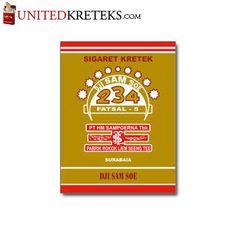 Dji Sam Soe Kretek Cigarettes