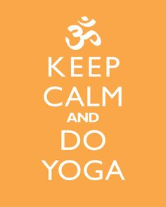 i am LOVING yoga right now... pretty relaxing and shockingly works your body more then you think!