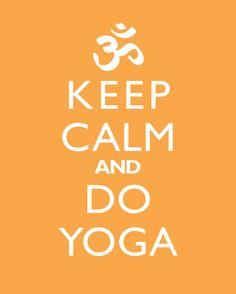 yoga = happiness