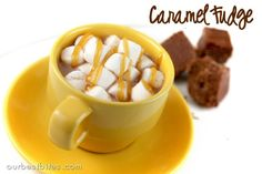 Gourmet Hot Chocolate | Our Best Bites...several different recipes from white chocolate spice to hazelnut. Yum!