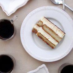Tiramisu Recipe Desserts with large egg yolks, sugar, mascarpone, heavy cream, brewed espresso, Frangelico, dark rum, lady fingers, cocoa powder