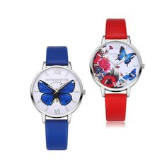 Love these beautiful butterfly watches that are perfect for spring. Perhaps  the butterfly is proof that you can go through a great deal of darkness yet  ... 75c071d9d1b