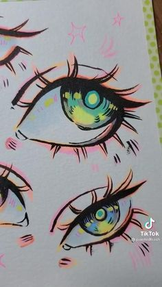 Art Inspiration Drawing, Art Inspo, Arte Sketchbook, Art Drawings Sketches Simple, Cartoon Art Styles, Art Tutorials, Cute Art, Character Art, Cool Designs To Draw