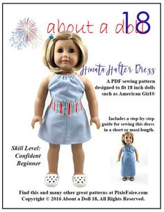 Free Doll Clothes Patterns Friday (Jan 27th, 2017) Help Us Decide   Pixie Faire