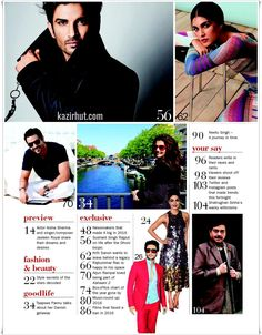 Filmfare - December 28, 2016 English | 106 Pages | 32 Mb | True Pdf magazine | A Times Of India Publication Film | Fashion | Lifestyle
