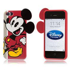 #Disney #MickeyMouse #iPhone 5/5S Case