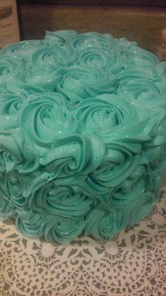 Rosette Cake Quickie