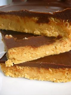 """Peanut Butter Cup Bars Okay, this is one serious treat. Reese's peanut butter cups have been a constant in my life since I can remember. They're still the absolute best """"candy b…"""