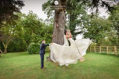 Wedding pose, eastington park, bride and groom pose, wedding photography, bride on the swing Wedding Swing, Wedding Poses, Wedding Groom, Wedding Attire, Wedding Tips, Wedding Details, Wedding Stuff, Swing Photography, Wedding Photography