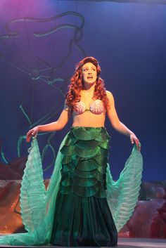Disneyu0027s The Little Mermaid - Maine State Music.  sc 1 st  Pinterest & Cheap dress short Buy Quality costume made directly from China ...