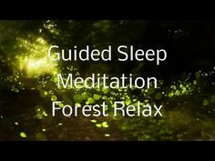 Guided Sleep Meditation FOREST RELAX By Jason Stephenson - YouTubemy favorite music and includes a pond and stars