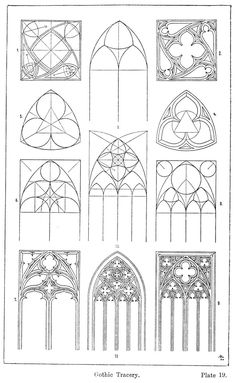 This week I'm finishing up work on an aumbry for a future issue of Popular Woodworking Magazine. More than anything, this project has been about exploring Gothic geometry. But as with any project, I always have a lot of detours and dead ends. The pierced carvings on the front of the aumbry are fairly simple, yet I was afraid they would be off-putting for some beginning woodworkers. So I started …