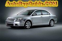 Download free - Toyota Avensis (2002-2007) repair manual: Image:… by autorepguide.com Toyota Avensis, Repair Manuals, Car Ins, Free, Image