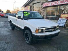 1994 Chevrolet S10 | $2995 | Prime Auto Sales - Omaha, NE | (402) 715-4222 | #chevy #4x4 #pickemuptruck #auto #omaha #primeauto