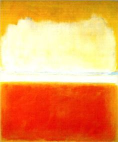 No. 8  Mark Rothko - a breathtakinly  favorite artwork. I hope to find a Print.