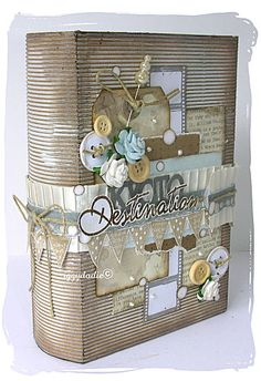 scrapbook album kit