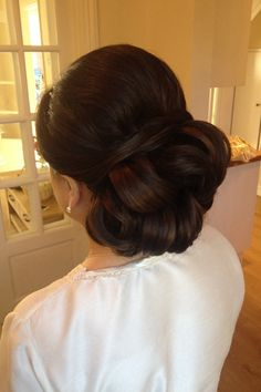Big wedding hair x one of our many favorite looks to do here at Top Level Salon