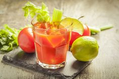 Dave's Bloody Mary Recipe