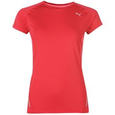 Puma | Puma Pure Fit Running Top Ladies | Ladies Running Clothing