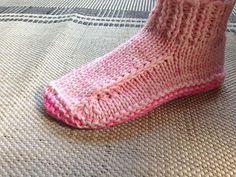 Knit Slippers and Socks | AllFreeKnitting.com