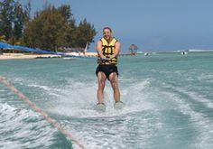 Wasserski: Training für alle Muskeln