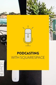 Podcasting with Squarespace — Honey Pot Digital Build Your Own Website, Starting A Podcast, Marketing Articles, Website Layout, Rss Feed, Wordpress Template, Creating A Blog, Creative Business, Itunes