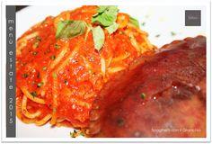 Spaghetti con il Granchio