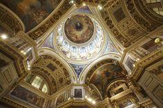 Catedral de Santo Isaac, São Petersburgo, Rússia