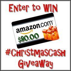 Enter to win #Amazon #Christmas Cash