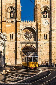 Sé, Lisboa - Portugal