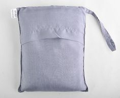 "Silver 100% Pure Mulberry Silk Single Sleeping Bag Liner Travel Sheet Sleepsack 83""x33"""