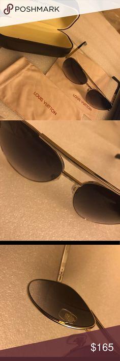 76e4b451d24 Authentic LV Sunglasses Authentic Louis Vuitton Attitude Pilote model  Z0340U Sunglasses Louis Vuitton Accessories Sunglasses