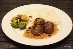 cookvalley - tanker om mad: Indiske kødboller i masala