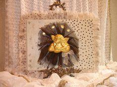 Από Σεμινάρια με θέμα: Χριστούγεννα μέ δημιουργίες vintage!
