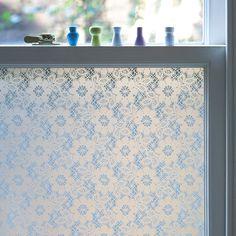 Lace Window Film by Emma Jeffs