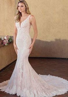 5db56b689f2 Casablanca Bridal 2330 Chloe Mermaid Wedding Dress Trumpet Style Wedding  Dress