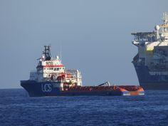 Puerto de Las Palmas. Gran Canaria     : Puerto de Las Palmas .... UOS ENTERPRISE Offshore ...