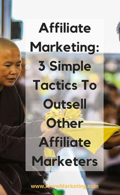 Choosing to be an affiliate marketer comes with the general acceptance that you will face stiff competition. How do you stand out from the competition?