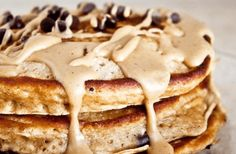 I can't believe these Pancake Recipes can make me so energetic! Check this out!